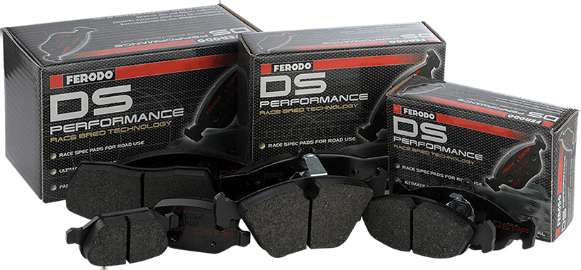 FERODO DS PERFORMANCE BRAKE PADS